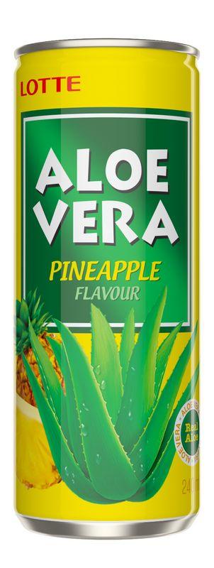 Lotte Aloe Vera Gusto Ananas CL.24