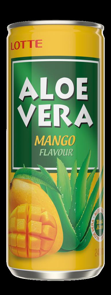 Lotte Aloe Vera Gusto Mango CL.24