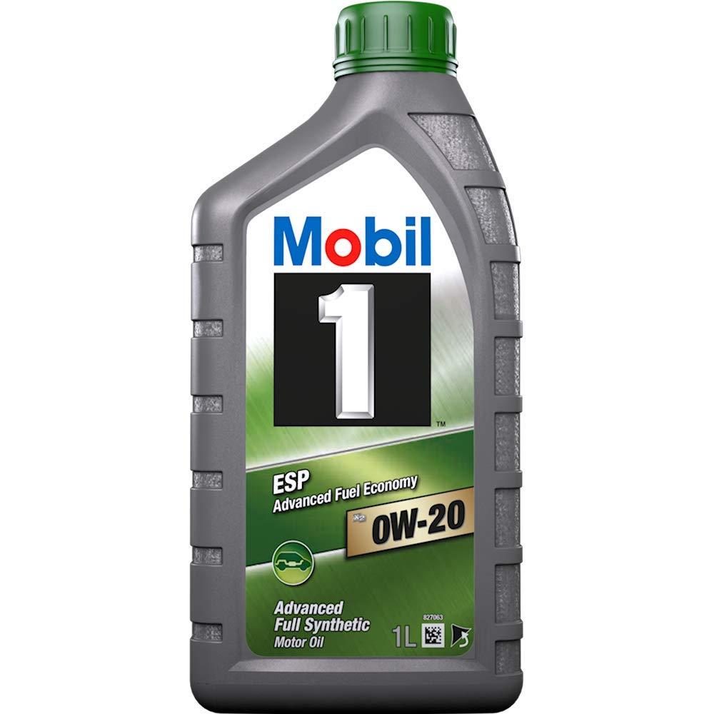 OLIO MOTORE MOBIL 1 ESP ADVANCED FUEL ECONOMY FULL SYNTHETIC 0W20 1L-2