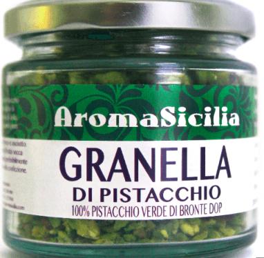 Aroma Sicilia Granella di Pistacchio di Bronte DOP GR.100