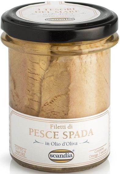 Scandia Filetti di Pesce Spada GR.190