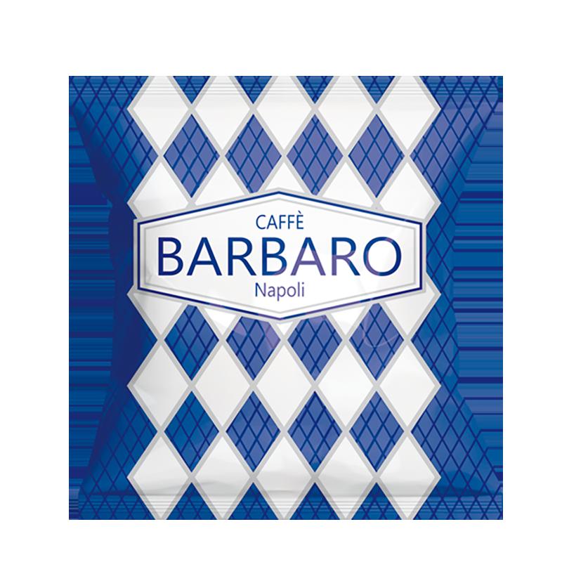 100 CAPSULE BARBARO CREMOSO NAPOLI ILLY IPERSPRESSO