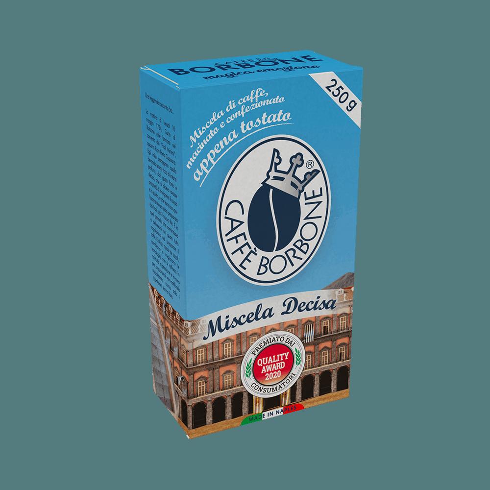 500 Gr Macinato Borbone Gusto Deciso