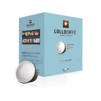 150 CAPSULE LOLLO CAFFE' CAFFITALY
