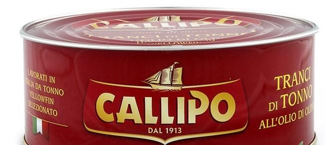 Callipo Tonno in Olio Di Oliva KG. 1