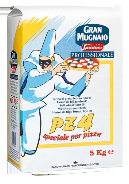 Spadoni Farina PZ4 Professionale (grano tenero