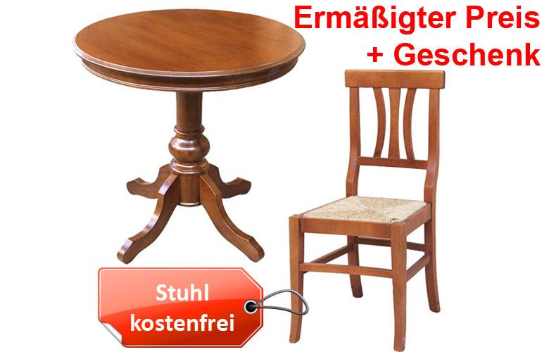 Tisch und Stuhl - PROMO - Zwei für Eins