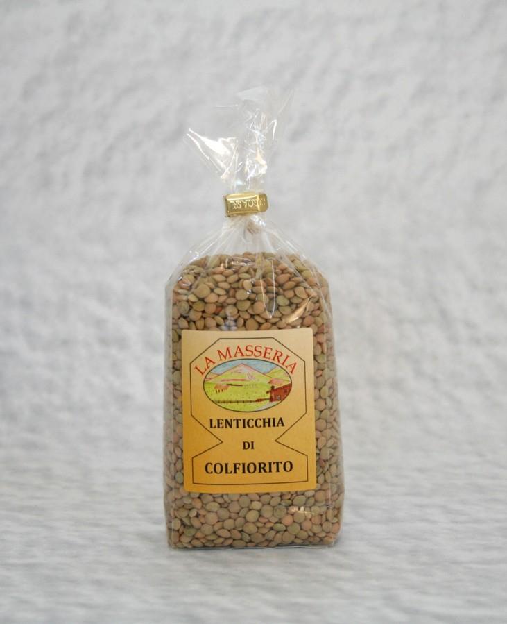Lenticchie di Colfiorito Cellophane GR.250