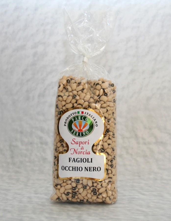 Fagioli Occhio Nero Italia Cellophane GR.500