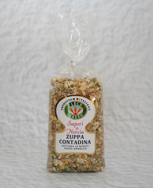 Zuppa Contadina Italia Cellophane GR.500