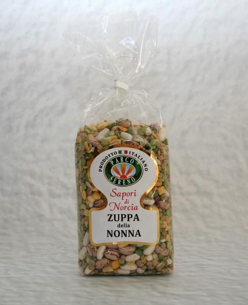 Zuppa Della Nonna Italia Cellophane GR.500
