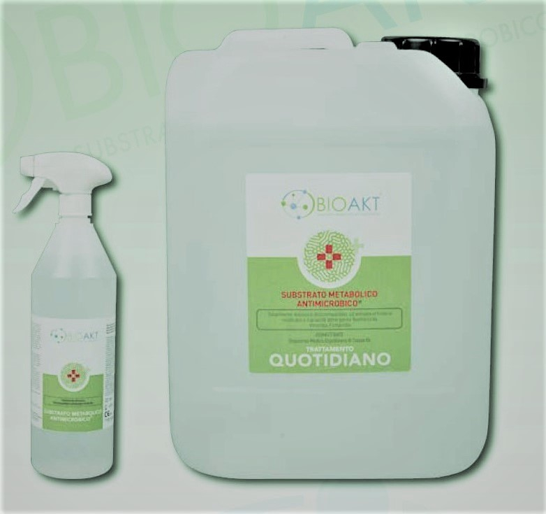 Metabolic Antimicrobial Substrate® - 5 LT