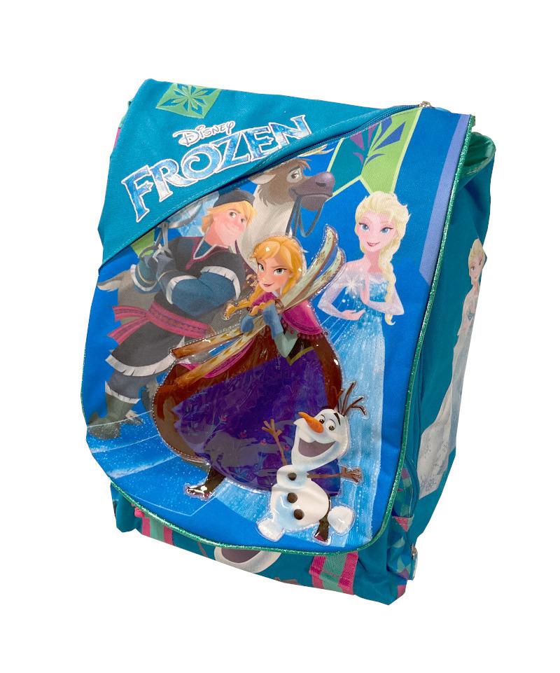 Zaino Frozen con luci Estensibile
