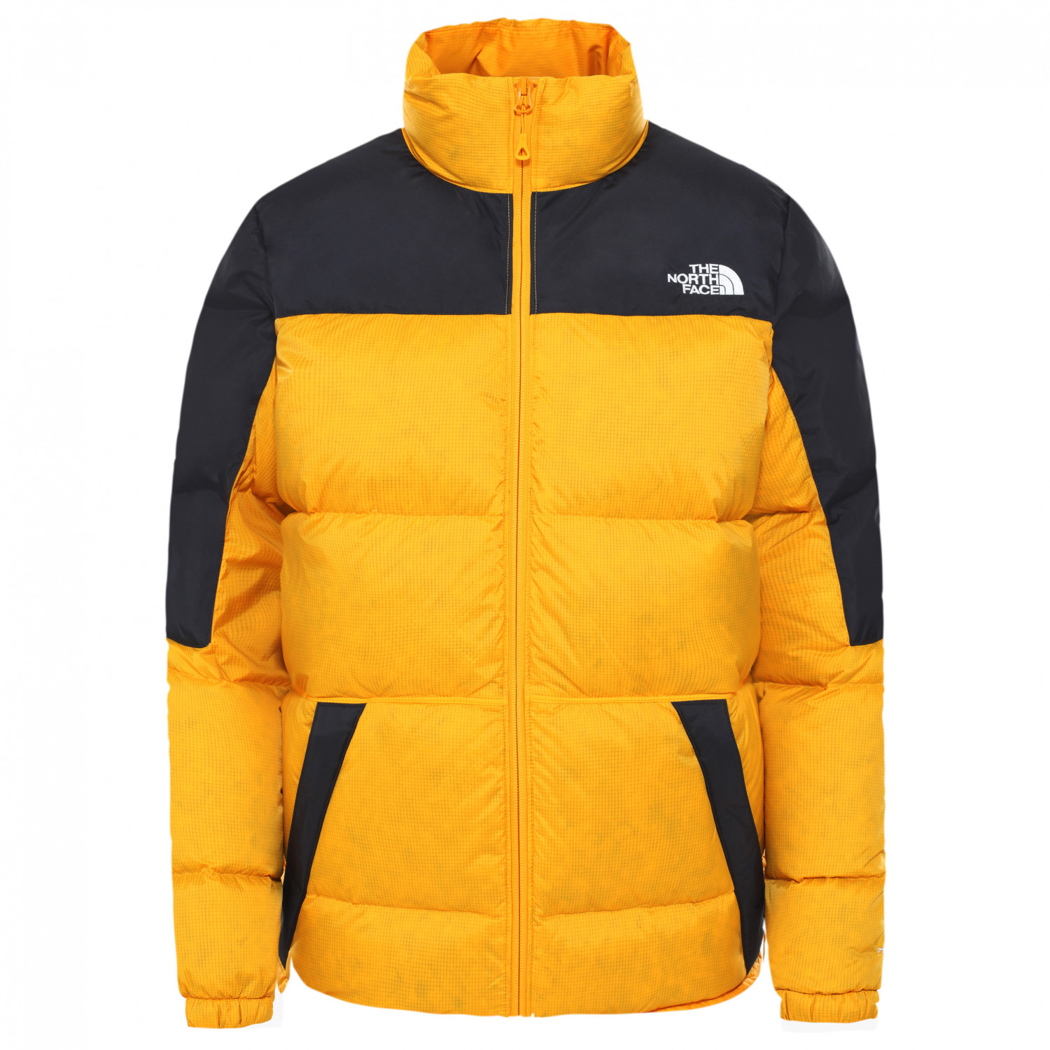 Giacca The North Face W Diablo Down Jacket Yellow