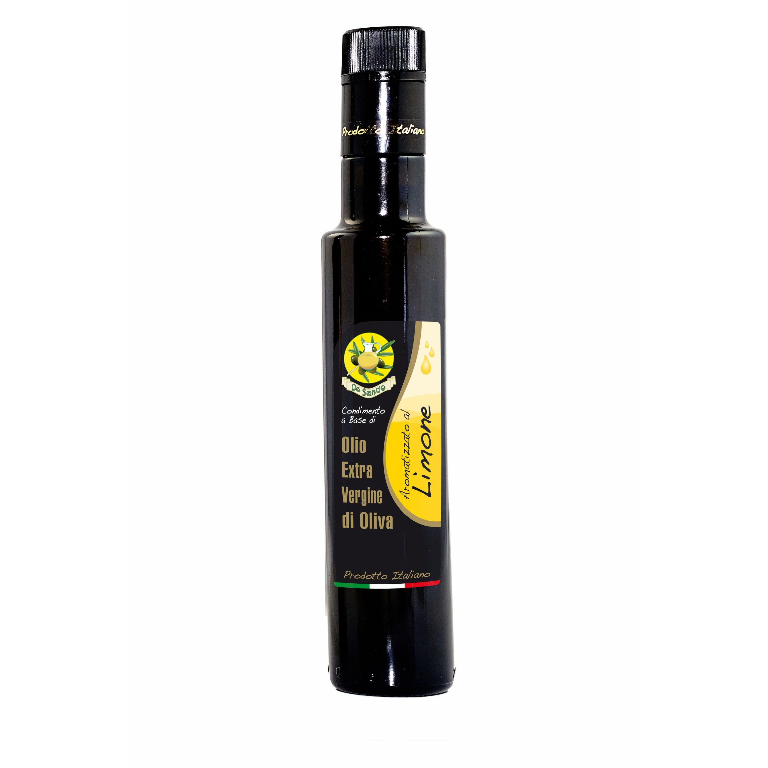 De Sando Olio Aromatizzato Al Limone CL.25