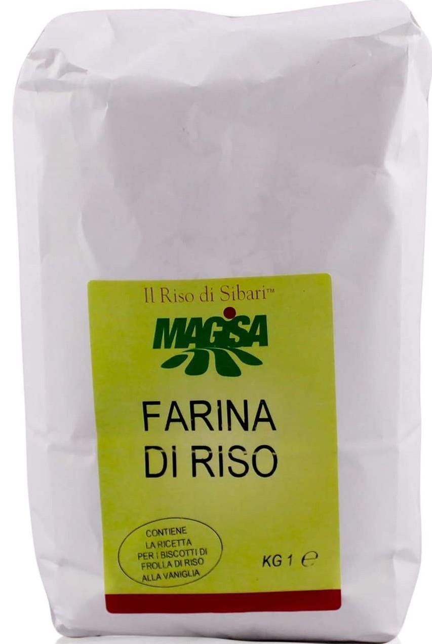 Farina Di Riso Di Sibari KG.1