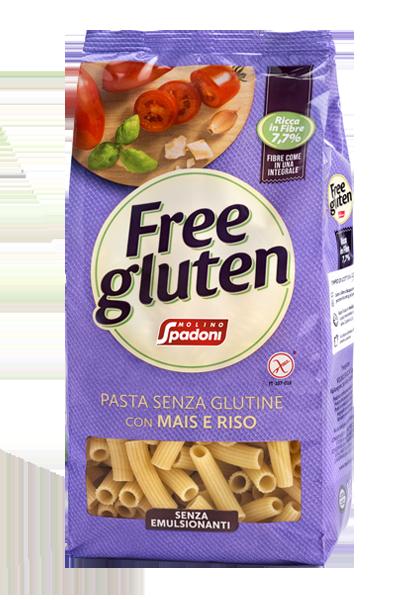 Spadoni Maccheroni Mais e Riso Senza Glutine GR.500