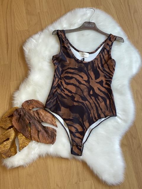 Body Vicolo fantasia Tigrata