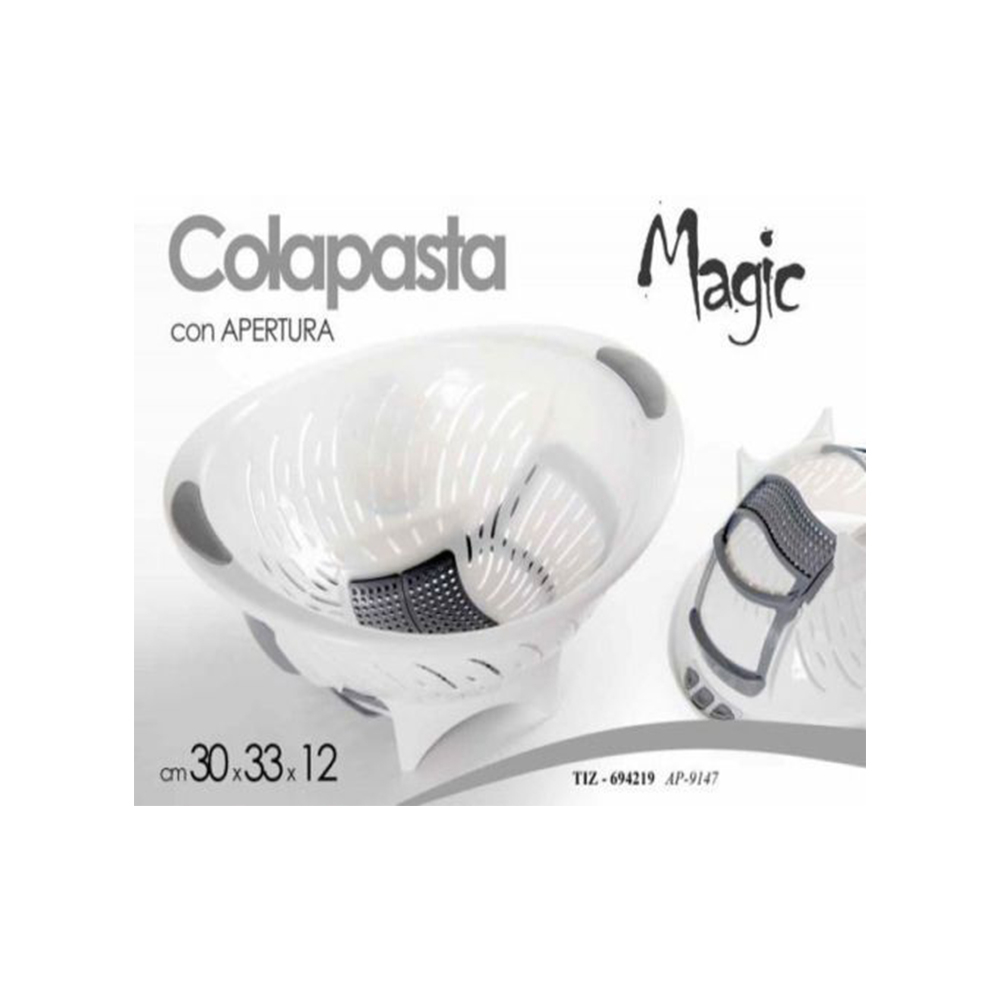 Colapasta  In Plastica Con Apertura Magic