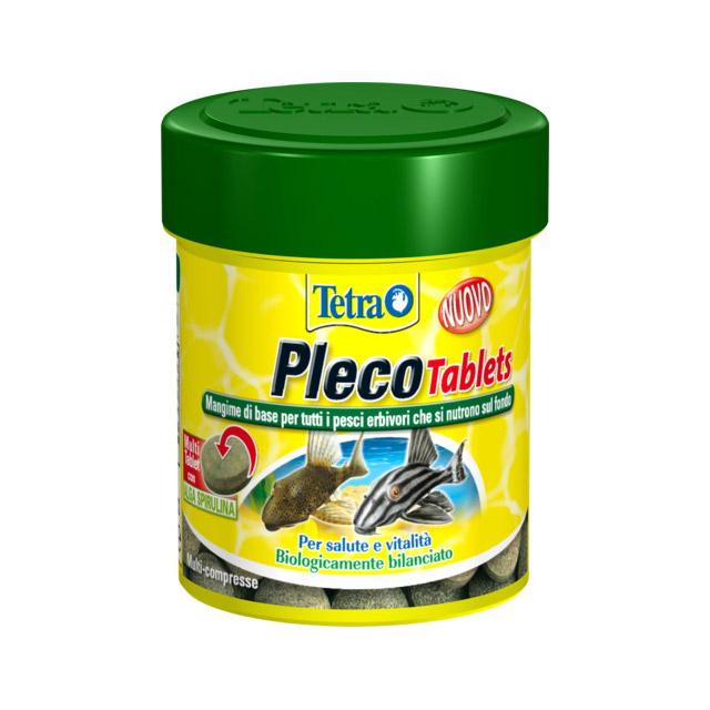TETRA PLECO TABLETS 120 COMPRESSE