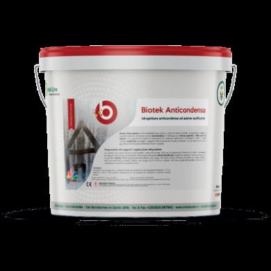 Kristalcolor biotek pittura anticondensa bianca 14lt