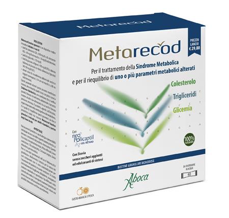 Metarecod 40 bustine