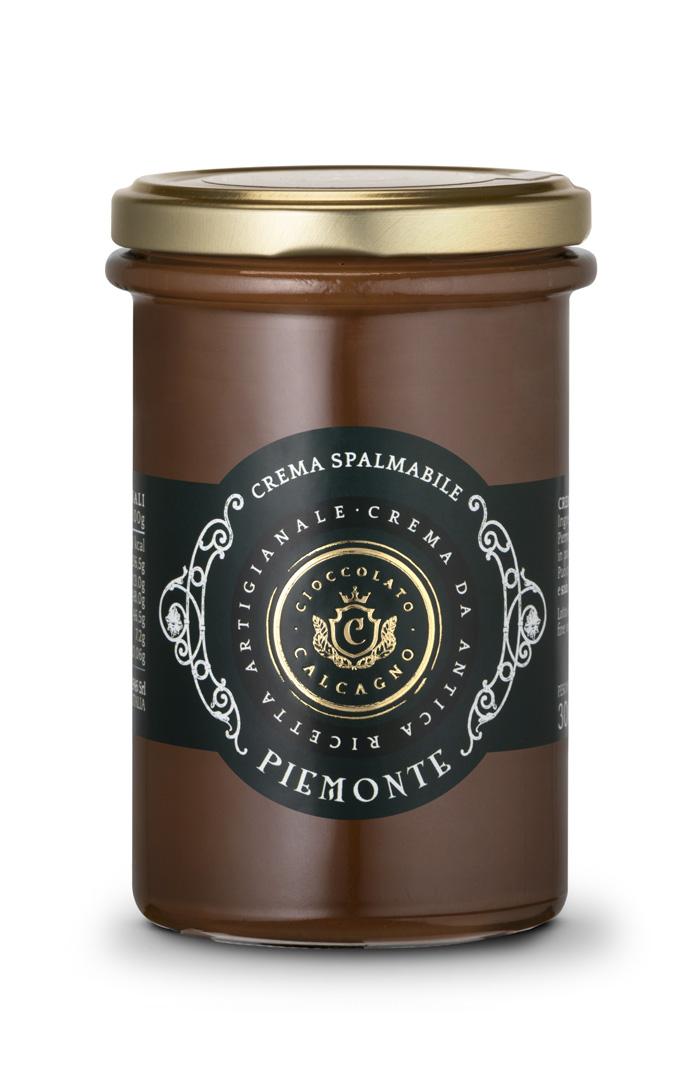 Crema Spalmabile Piemonte - 300g