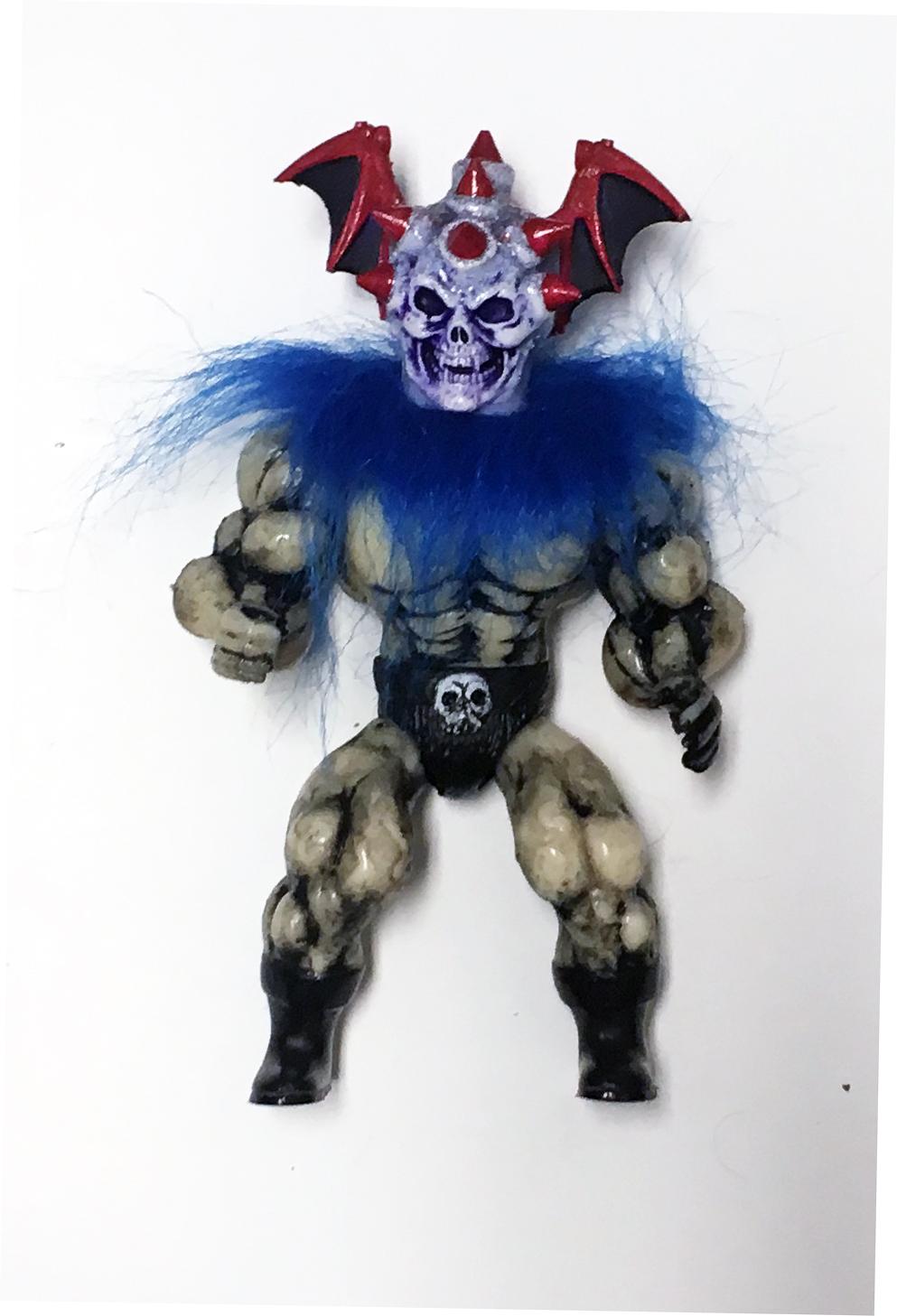 Musculoids figure: Mutant Cyclone