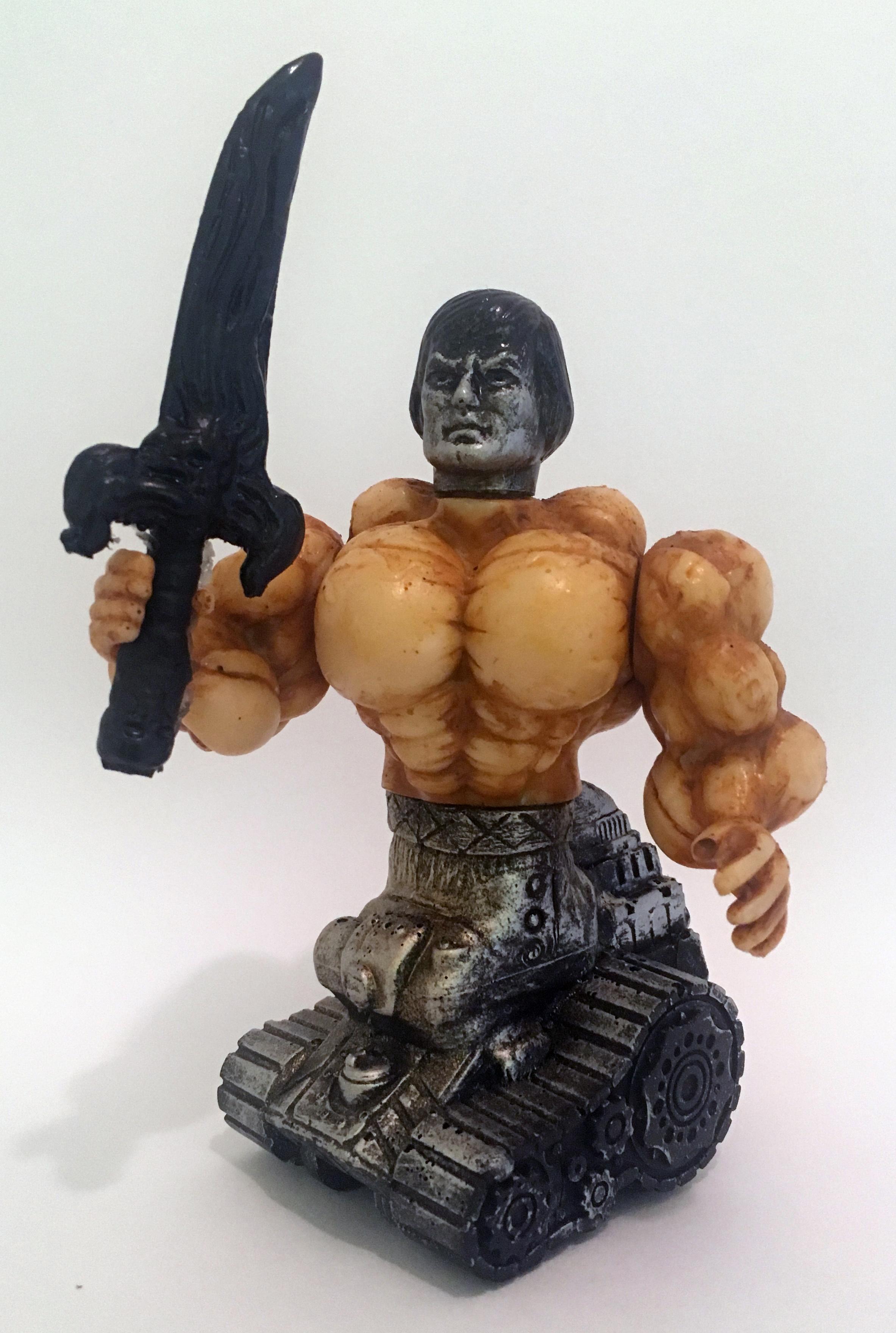 Musculoids figure: Guyzan Tankuloid