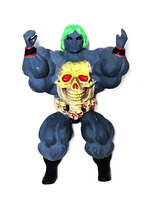 Musculoids figure: Guyzan
