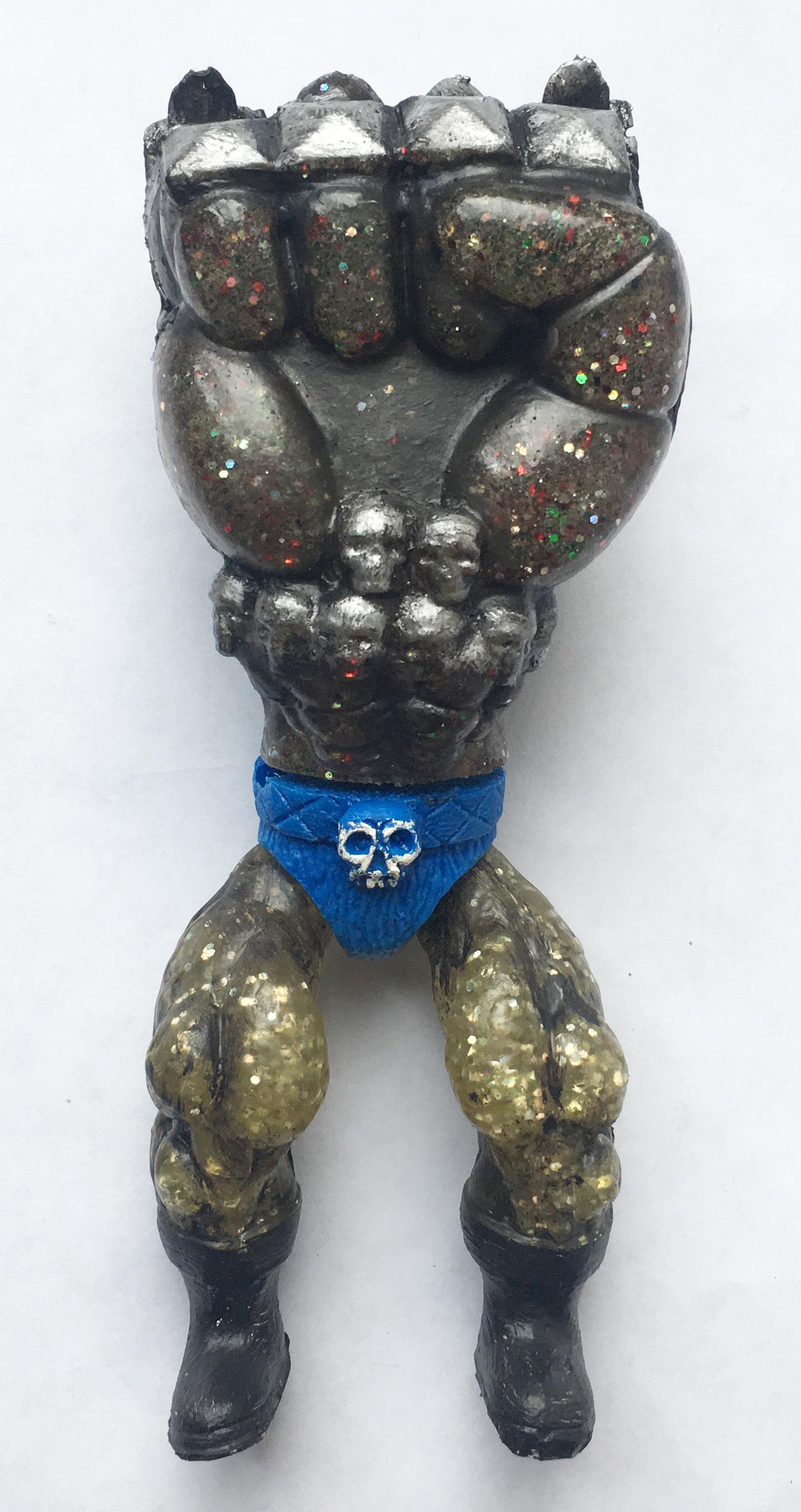 Musculoids figure: Fist 2