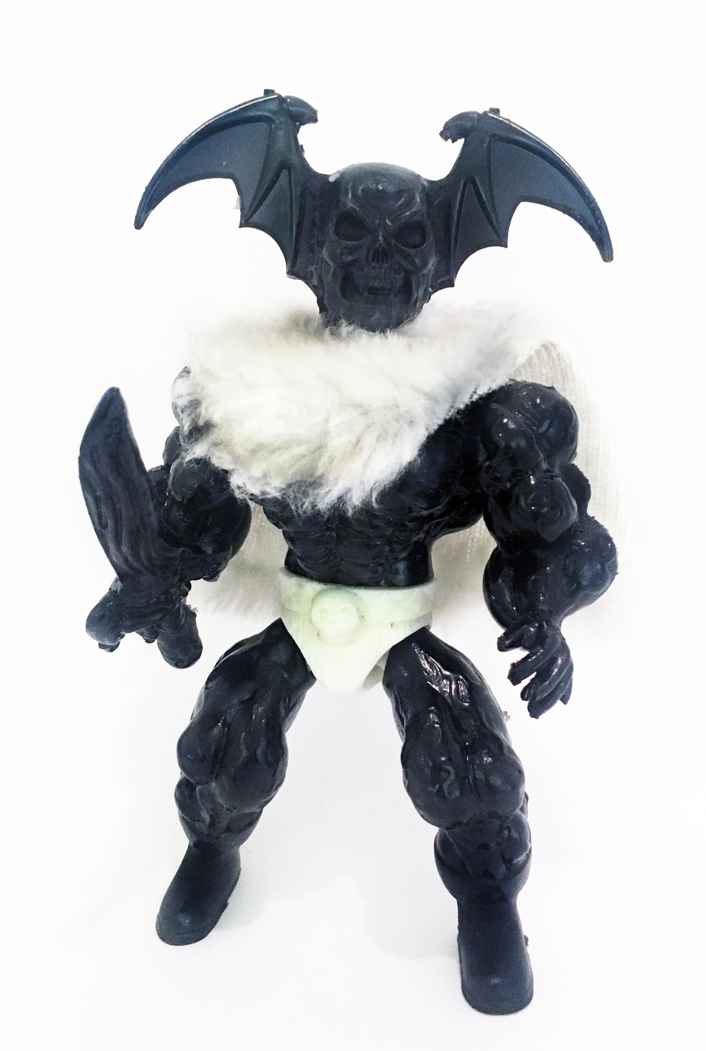 Musculoids figure: Black Cyclone