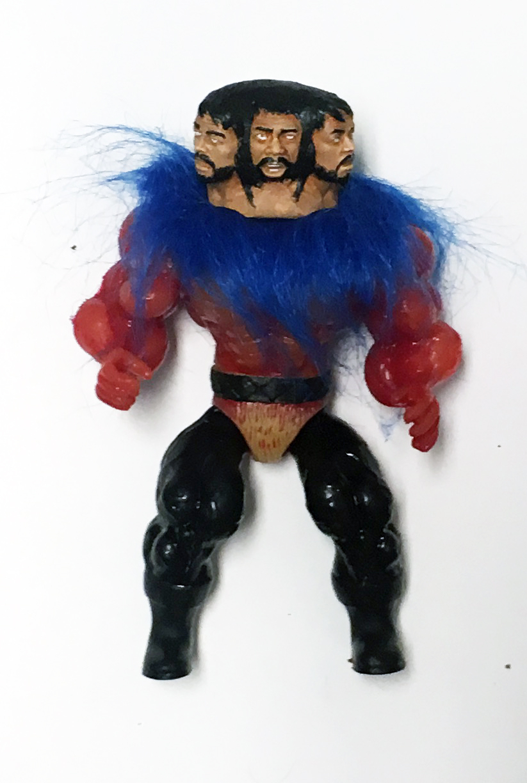 Musculoids figure: Beserker