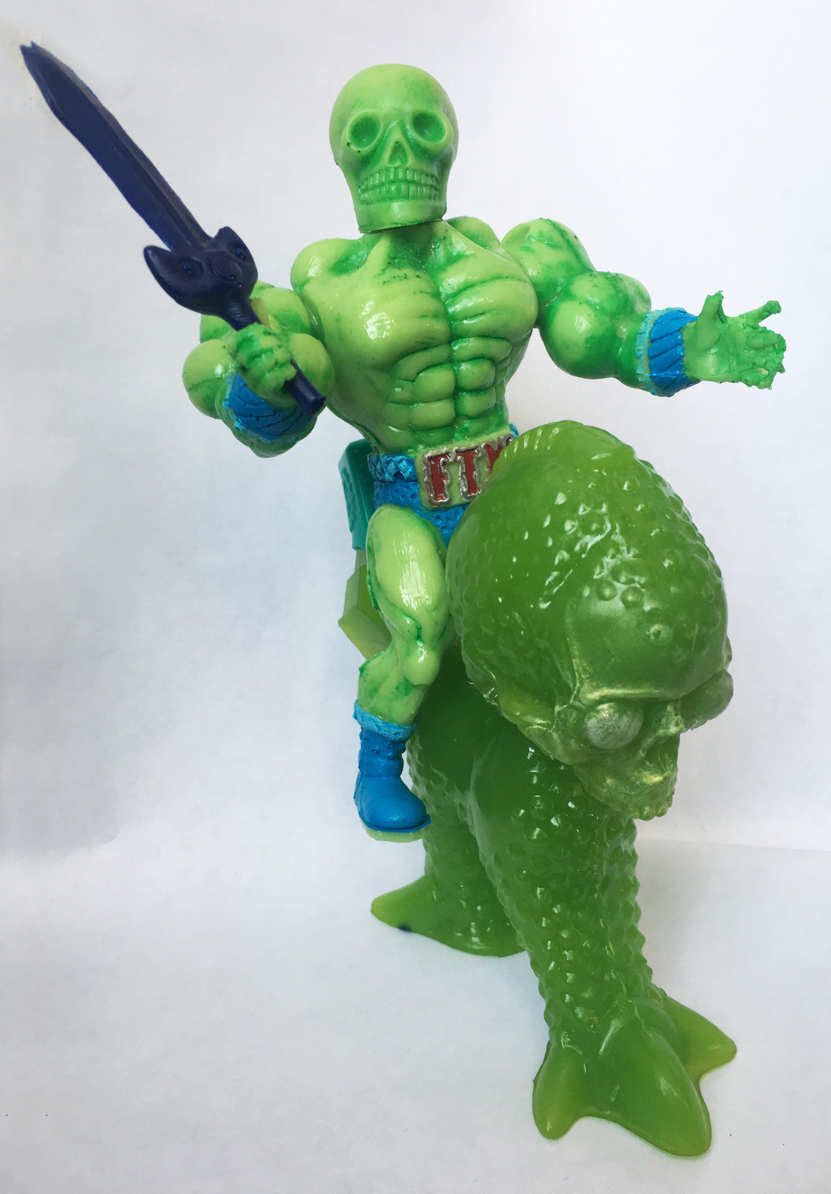 Musculoids figure: Astrobeast 2