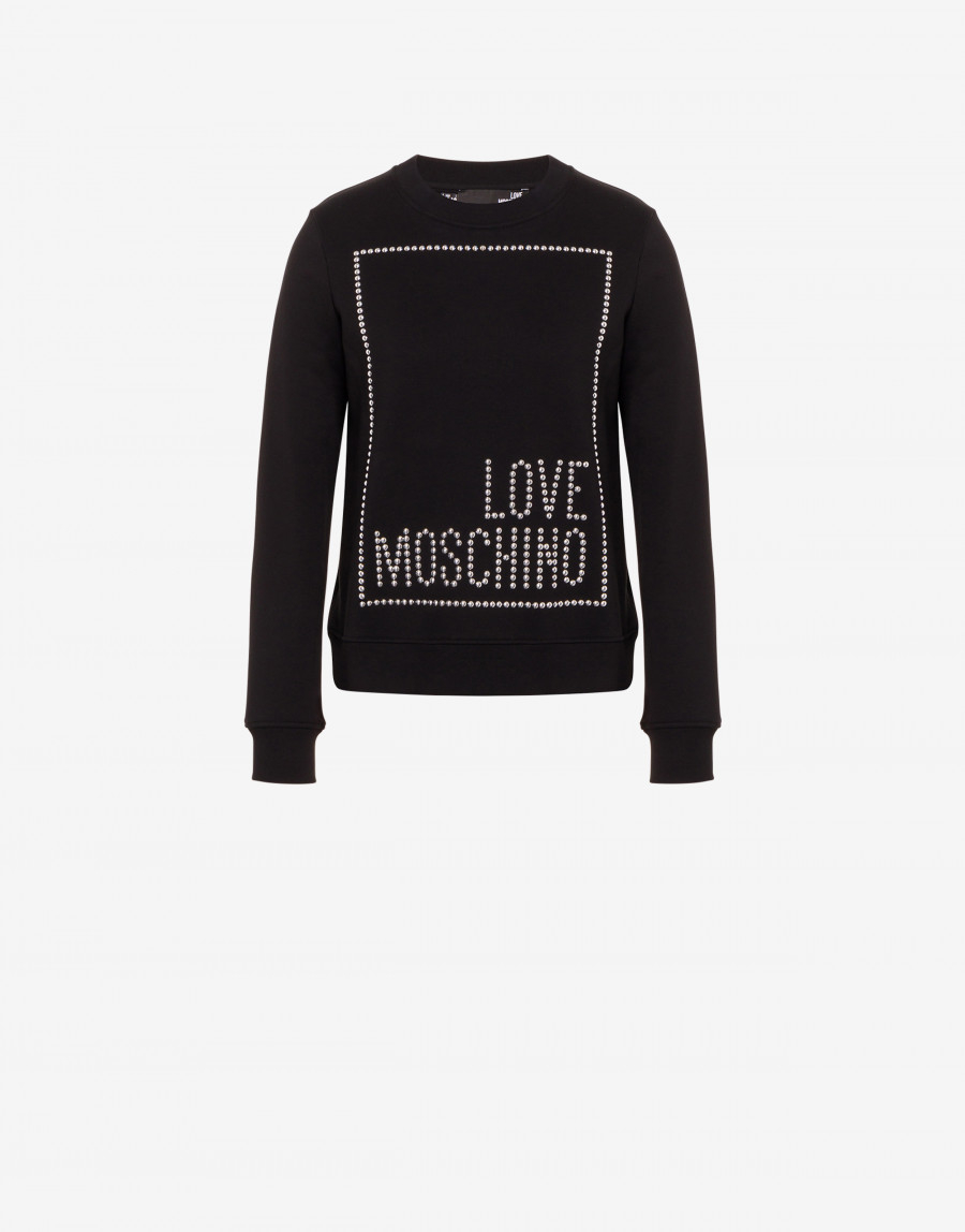 Felpa LOVE MOSCHINO ART.W 6 302