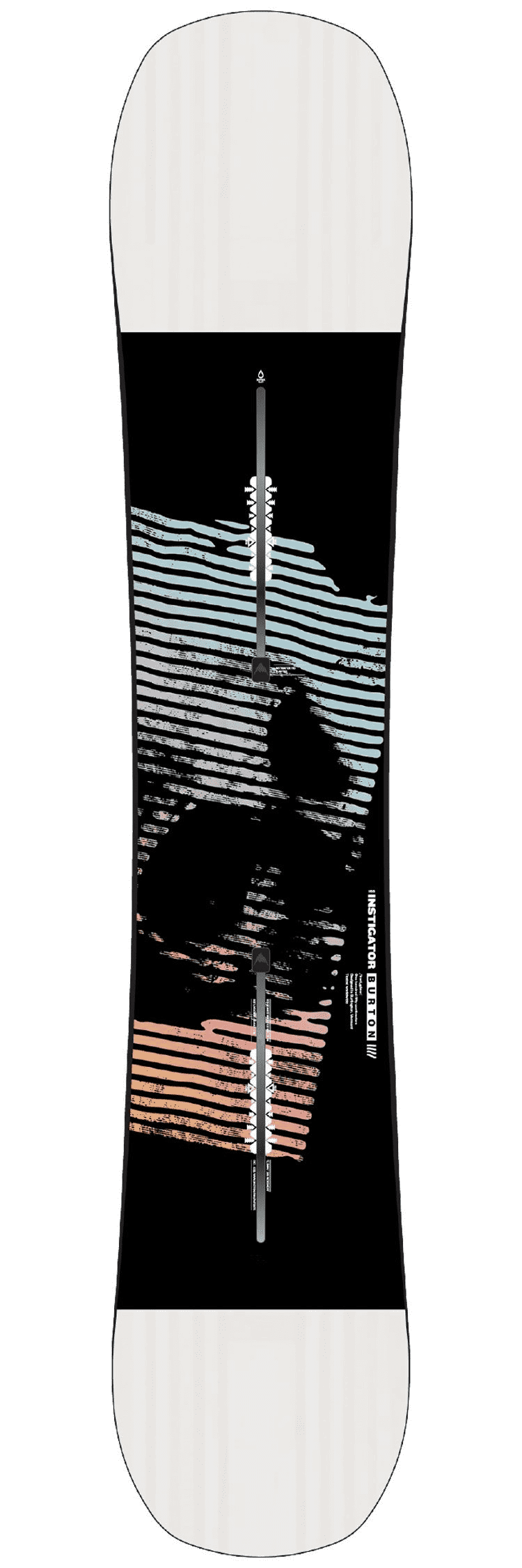 Tavola Snowboard Burton Instigator 21 ( More Size )
