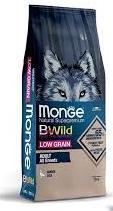 MONGE B-WILD LOW GRAIN - OCA - ADULT ALL BREED