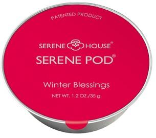 SERENE HOUSE CIALDE WINTER BLESSINGS DA GR. 35 SET DA 2 PEZZI SER076571 - RICARICA PER DIFFUSORE SER076554