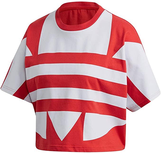 Adidas LRG Logo Tee - T-Shirt femminile