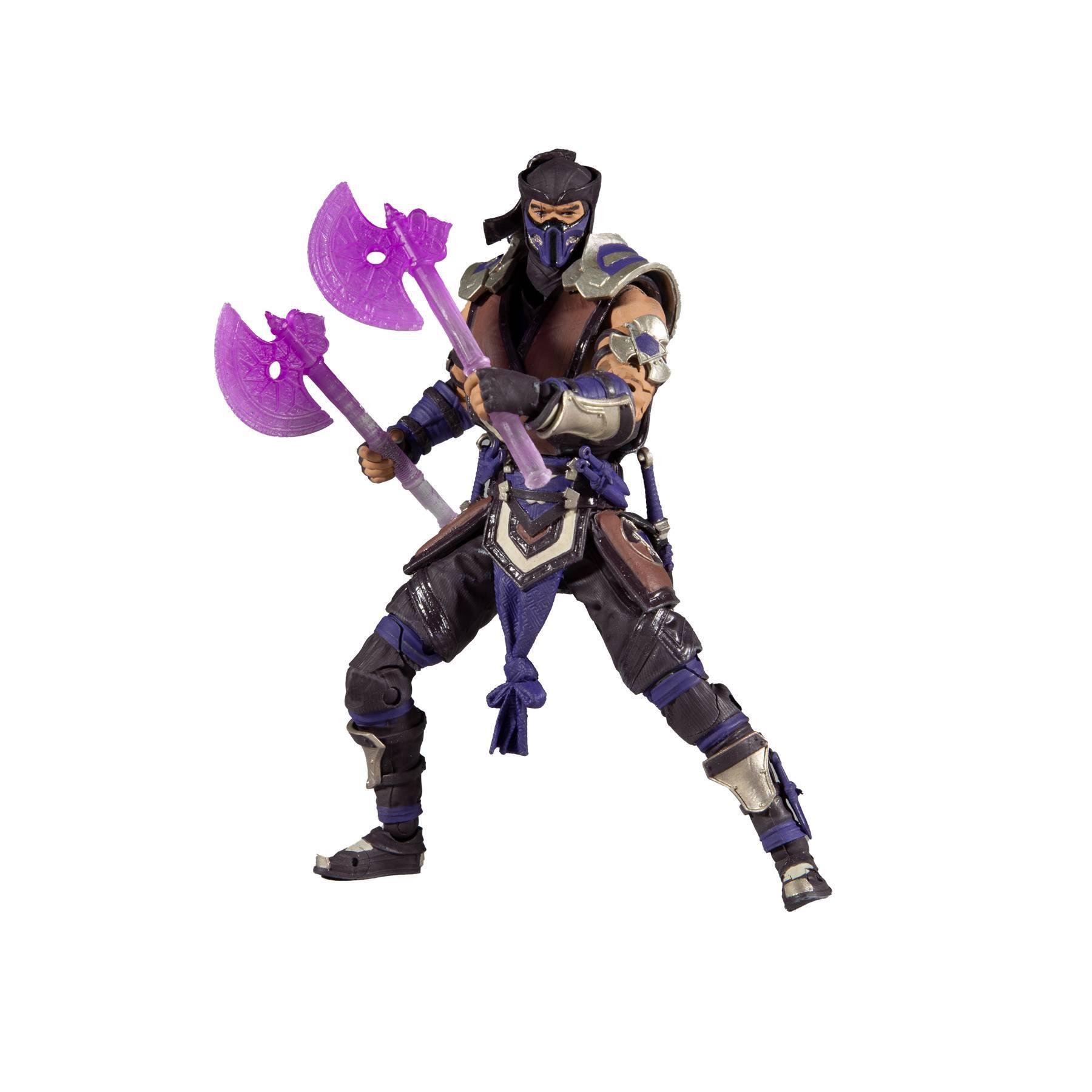 Mortal Kombat: SUB ZERO (Winter Purple Variant) by McFArlane Toys