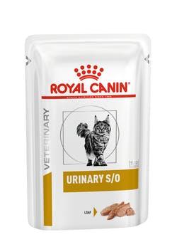 ROYAL CANIN Urinary S/O morbido patè Umido Gatto 85gr