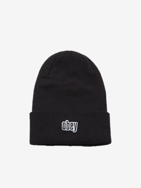 Cappello Obey Banie Highland Black
