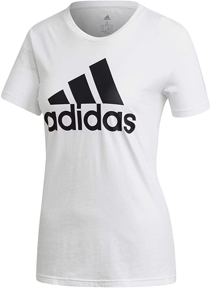 Adidas Maglietta T-Shirt W BOS CO TEE da DONNA