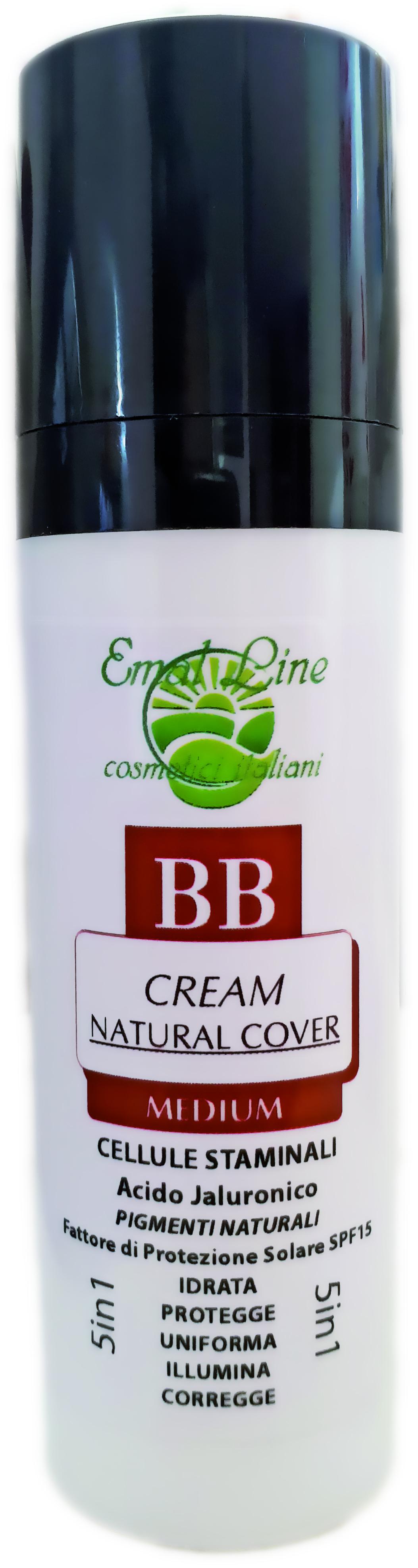 BB Cream colore Medio alle cellule staminali 30 ml