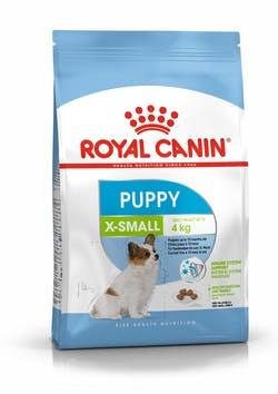 ROYAL CANIN X-Small Puppy Secco Cane 500gr o 1,5kg