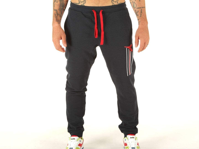 Diadora Pantalone da Allenamento Cuff Pants FREGIO Sportivo - Uomo