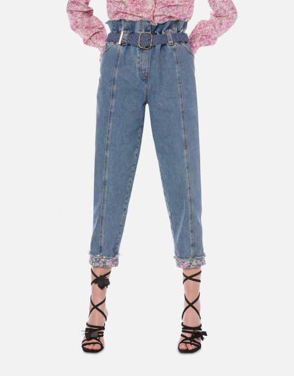 Pantalone denim philosophy