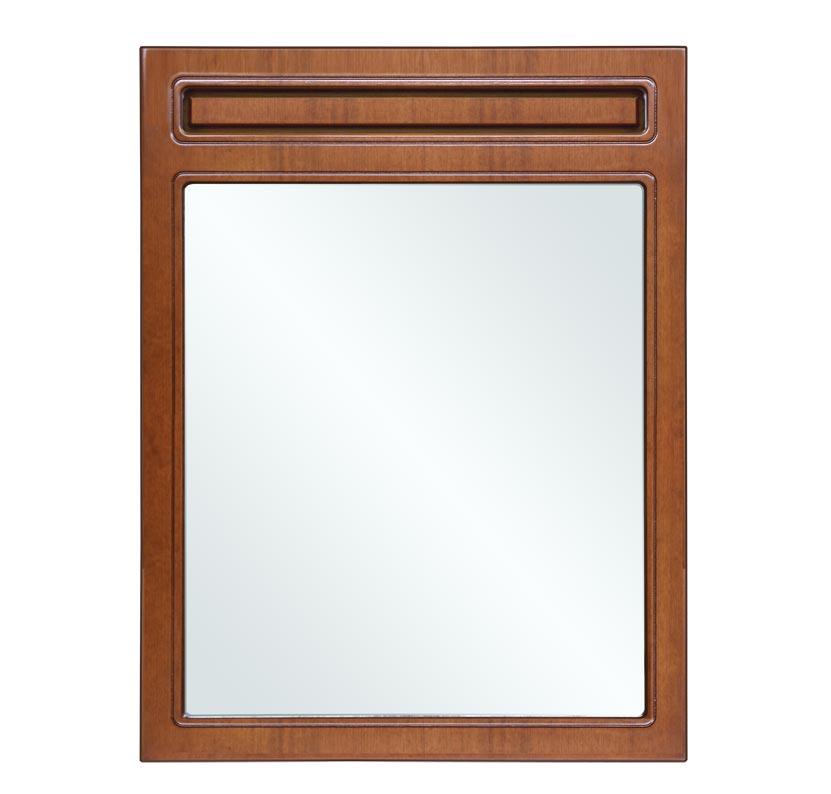 Spiegel aus Holz 76 x 100 cm
