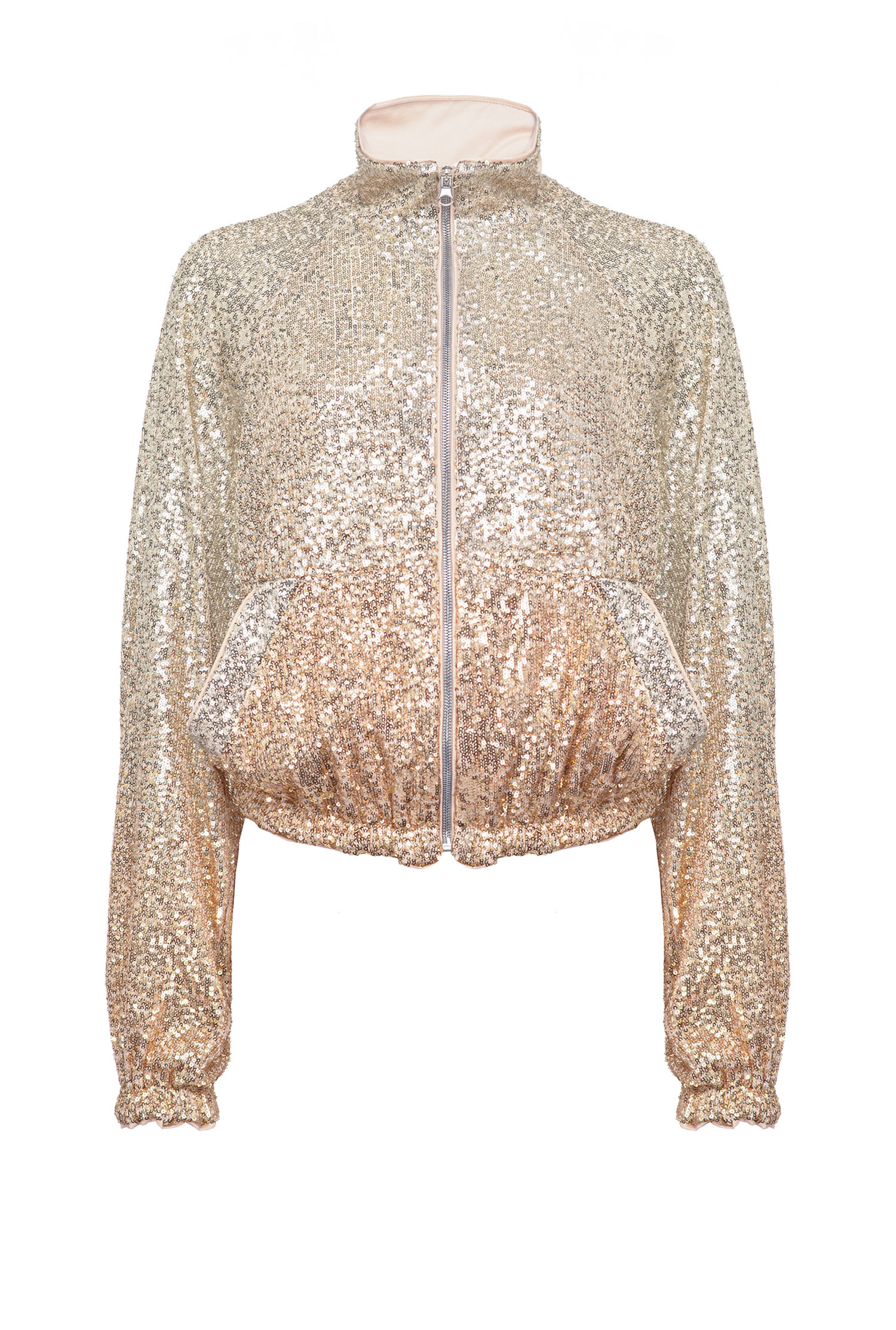 SHOPPING ON LINE PINKO GIACCA FULL PAILLETTES SFUMATE NEW COLLECTION WOMEN'S FALL WINTER 2020/2021
