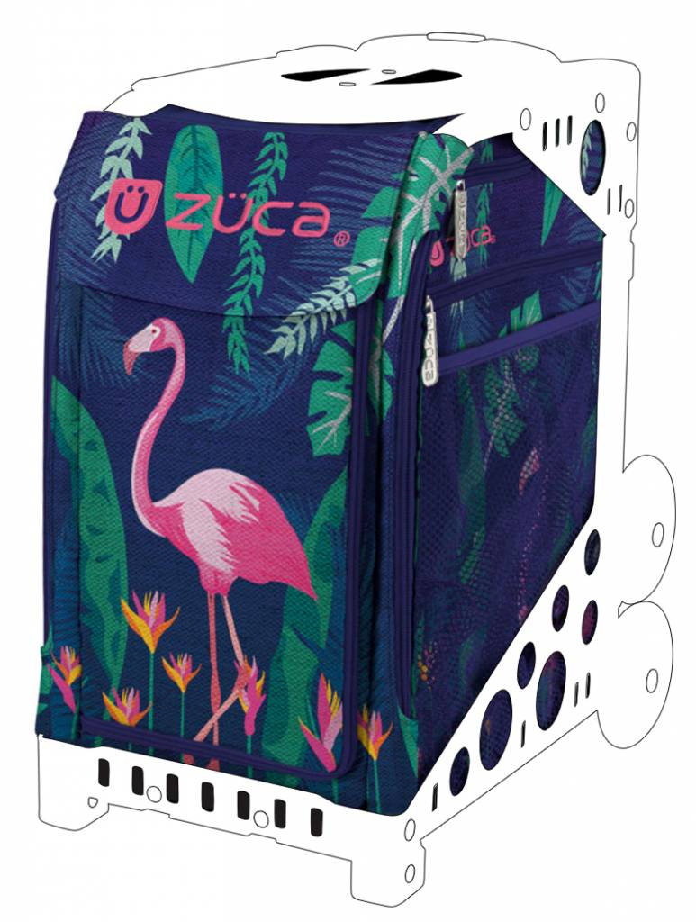 Inserto per Trolley ZÜCA Flamingo
